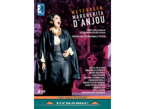 VARIOUS ARTISTS - Meyerbeer / Margherita DAnjou (DVD)