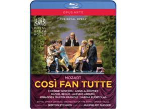 VARIOUS ARTISTS - Mozart / Cosi Fan Tutte (Blu-ray)