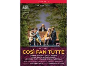 VARIOUS ARTISTS - Mozart / Cosi Fan Tutte (DVD)