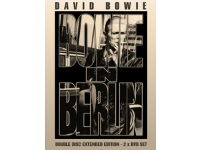 DAVID BOWIE - Bowie In Berlin (Extended Edition) (DVD)