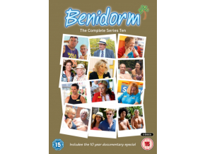Benidorm - Series 10 (DVD)