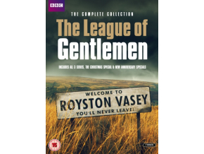 League Of Gentlemen Complete Collection (DVD)