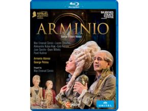 Handel/Arminio (Blu-ray)