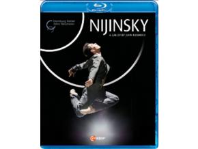 Nijinsky/Ballet By Neumeier (Blu-ray)