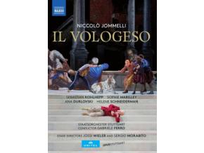 SOLOISTS / STUTTGART SO / FERRO - Jommelli: Il Vologeso (DVD)