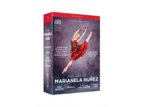 The Art Of Marianela Nunez (DVD)