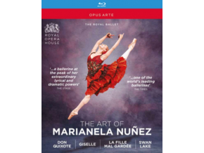 The Art Of Marianela Nunez (Blu-ray)