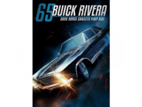 VARIOUS ARTISTS - 65 Buick Riviera: Dark Horse Gangsta Pimp Ride (DVD)
