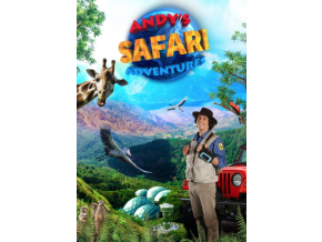 Andy's Safari Adventures: Lions  Giraffe & Other Adventures (BBC) [DVD]