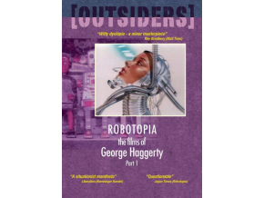 Robotopia: The Films Of George Haggerty Vol 1 (DVD)