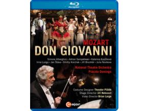 VARIOUS ARTISTS - Mozart / Don Giovanni (Blu-ray)