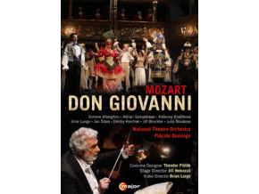 VARIOUS ARTISTS - Mozart / Don Giovanni (DVD)