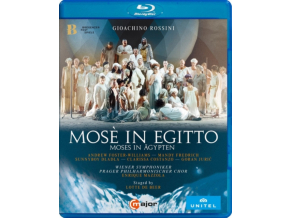 VARIOUS ARTISTS - Rossini / Mose In Egitto (Blu-ray)