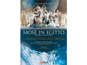 VARIOUS ARTISTS - Rossini / Mose In Egitto (DVD)
