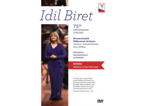 IDIL BIRET / ISTANBUL PO - Biret / 75Th Anniversary Concert (DVD)