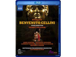 SICILIA / ROTTERDAM PO / ELDER - Berlioz / Benvenuto (Blu-ray)