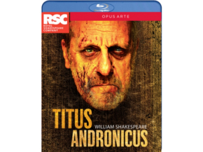 TROUGHTON / ADEGBOLA / GWYNNE - Titus Andronicus (Blu-ray)