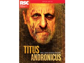 TROUGHTON / ADEGBOLA / GWYNNE - Titus Andronicus (DVD)