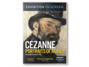 VARIOUS ARTISTS - Cezzane / Portraits Of A Life (DVD)