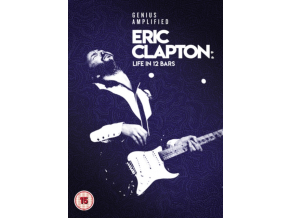 ERIC CLAPTON - Life In 12 Bars (DVD)