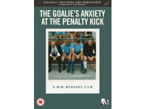 Goalies Anxiety At The Penalty Kick. The (DVD)