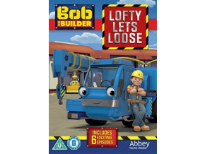 Bob The Builder: Lofty Lets Loose (DVD)