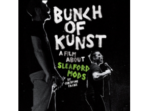 SLEAFORD MODS - Bunch Of Kunst Documentary / Live At So36 (DVD + CD)