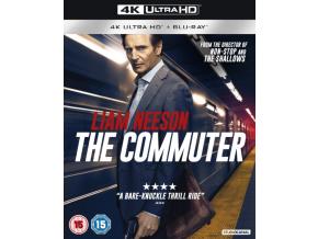 The Commuter - UHD + BLU RAY (Blu-ray 4K)