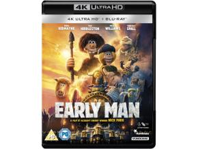 Early Man - UHD + BLU RAY (Blu-ray 4K)
