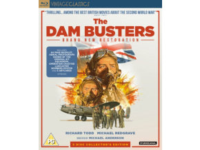The Dam Busters - Collectors Edition (Blu-ray + DVD)