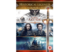 Legends Box Set (DVD)
