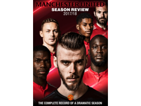 Manchester United Season Review 2017/18 (DVD)