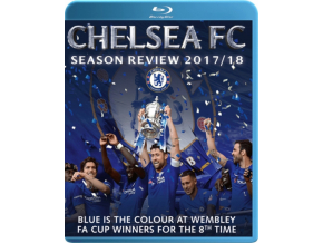 Chelsea FC Season Review 2017/18 (Blu-ray)
