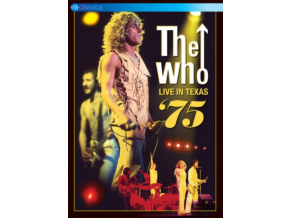WHO - Live In Texas 75 (DVD)