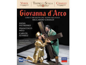 RICCARDO CHAILLY - Verdi/Giovanna DArco (Blu-ray)