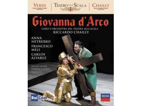 RICCARDO CHAILLY - Verdi/Giovanna DArco (DVD)