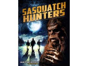 VARIOUS ARTISTS - Sasquatch Hunters (DVD)