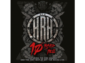 HARD ROCK HELL - 10 Years Of Hell (DVD)