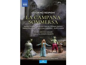 TEATRO DI CAGLIARI / RENZETTI - Respighi: La Campana (DVD)