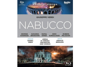 VARIOUS ARTISTS - Verdi: Nabucco (Blu-ray)