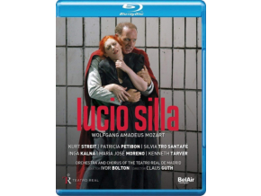 VARIOUS ARTISTS - Mozart: Lucio Silla (Blu-ray)