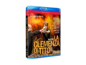 VARIOUS ARTISTS - Mozart: La Clemenza Di Tito (Blu-ray)