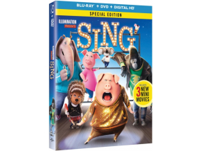 Sing (USA Import) (Blu-ray)