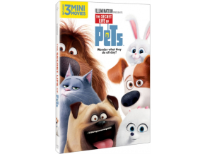 Secret Life Of Pets (USA Import) (DVD)