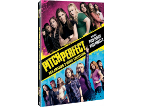 Pitch Perfect Aca-Amazing 2-Movie Collection (USA Import) (DVD)