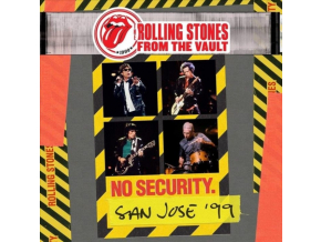 ROLLING STONES - From The Vault: (DVD)
