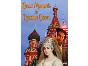 RIMSKY-KORSAKOV / MUSSORGSKY / BORODIN - Great Moments In Russian Opera (DVD)
