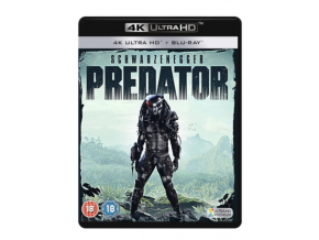PREDATOR 4K UHD+BD+DHD (Blu-ray 4K)