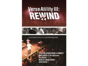 VARIOUS ARTISTS - Verseatility Iii: Rewind (DVD)