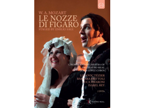 CHORUS AND ORCHESTRA OF THE TEATRO REAL & JESUS LOPEZ COBOS - Le Nozze Di Figaro - From Teatro Real (DVD)